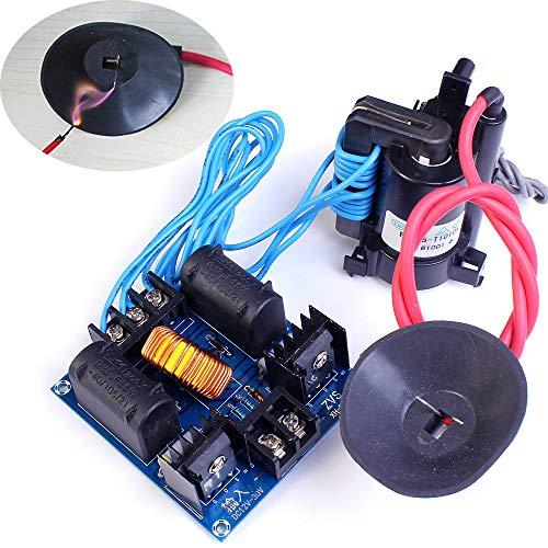 (Icstation DC 12-30V High Voltage Arc Generator ZVS Flyback Driver Kit for SGTC Marx Generator )