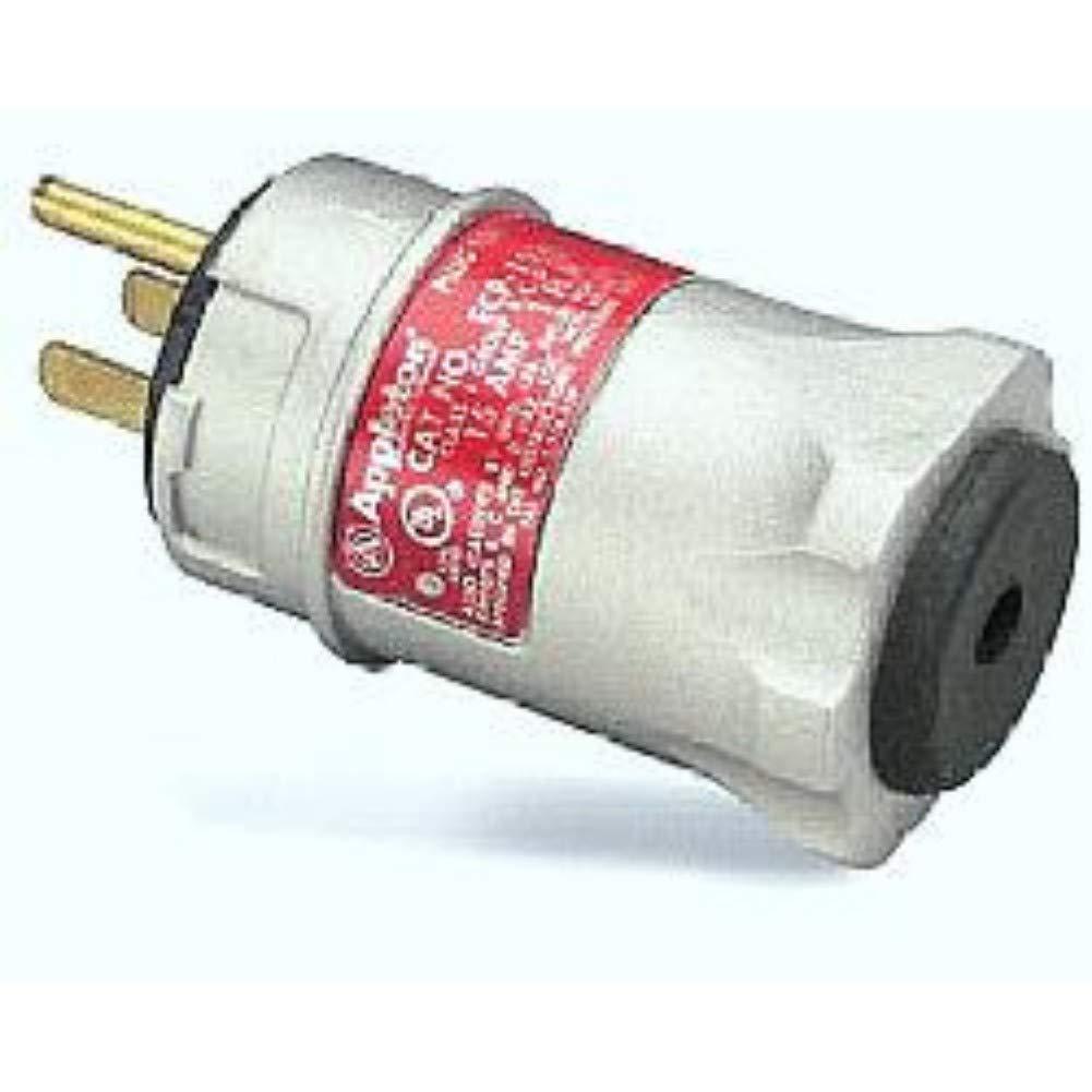 APPLETON ECP2023 ECP Plug 20A 125V 2W3P