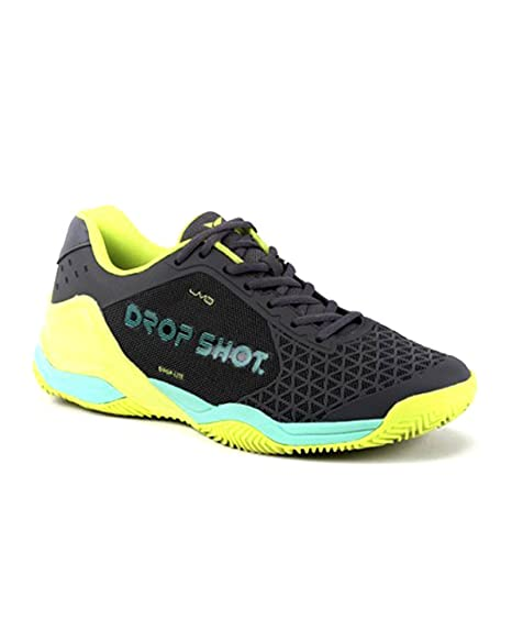 DROP SHOT Conqueror Tech Green Talla 43, Adultos Unisex, 0: Amazon ...