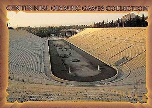 Olympic Games 1992 (Athens Stadium Trading Card (1896 Modern Olympic Games) 1992 Centennial Olympic Games #1)