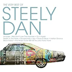 2009 two CD compilation. Steely Dan have sold more than 30 million albums worldwide, and helped define the soundtrack of the '70s with hits including 'F.M.,' 'Reelin' in the Years,' 'Rikki Don't Lose That Number,' 'Peg,' and 'Hey Nineteen' (a...