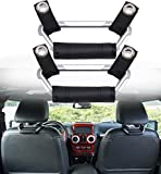 Automotive : Danti Headrest Grab Handles Grip Handle for off road backseat passengers Head Rest Grab Handles For All Jeep Models