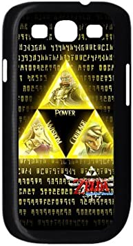 Coque Samsung Galaxy S3,The Legend of Zelda Silicone Etui Coque ...