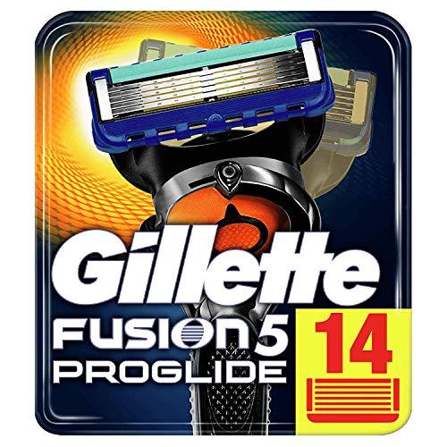 Gillette Fusion5 ProGlide – Cuchillas de Afeitar
