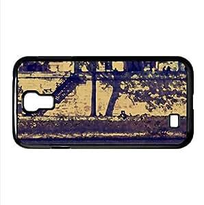 Au bord de la Seine Watercolor style Cover Samsung Galaxy S4 I9500 Case (France Watercolor style Cover Samsung Galaxy S4 I9500 Case)