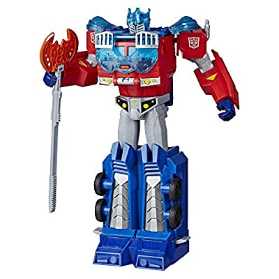 Tra Cyberverse Ultimate Optimus Prime: Toys & Games