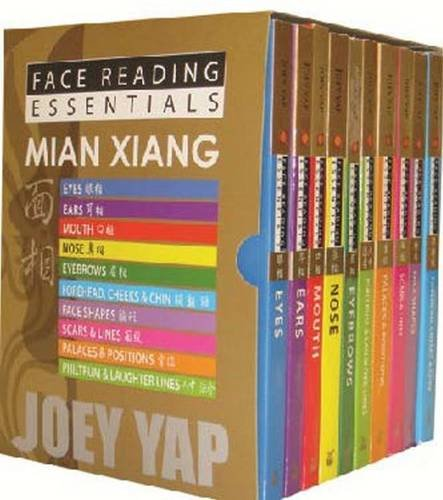 Face Reading Essentials Box Set: Destiny is in Your Face (Joey Yap Face Reading)