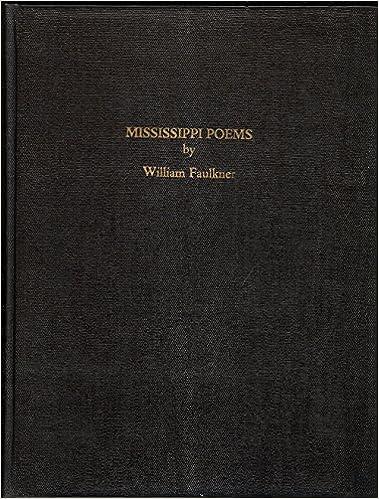 William Faulkner Poems 1