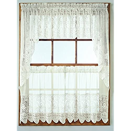 Lace Kitchen Curtains: Amazon.com