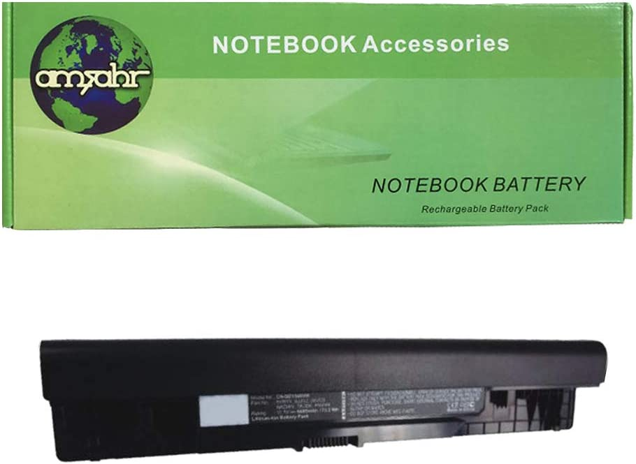 Amsahr Replacement Battery for Dell 1464, 1464d, 1464r, i1464, Inspiron 15(1564), 1564d, 1564r