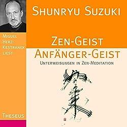 Zen-Geist Anfänger-Geist