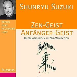 Zen-Geist Anfänger-Geist Hörbuch