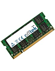OFFTEK 2GB Replacement RAM Memory for HP-Compaq Business Notebook 6735b (DDR2-6400) Laptop Memory