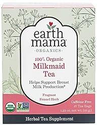 Organic Milkmaid Tea by Earth Mama   Sup...