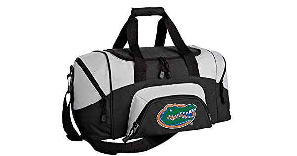 Amazon.com: Florida Gators Duffel Bolsa Pequeña Universidad ...