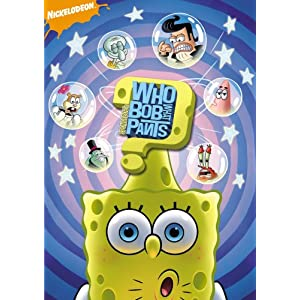SpongeBob SquarePants - Who Bob What Pants (2011)