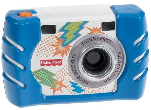 Game / Play Fisher-Price Kid-Tough Digital Camera - Standard Packaging/Blue. Toy, Durable, Picture, Play Toy / Child / Kid by WE-R-KIDS
