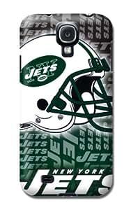 DIY NFL New York Jets Ingenious Hard Cover Case For Samsung Galaxy S4 i9500 i9505 i9502