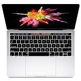 HRH Dvorak Language Silicone Keyboard Cover Skin for MacBook New Pro...