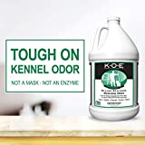 K-O-E Kennel Odor Mild Ginger Eliminator, 1-Gallon