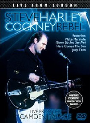 DVD : Steve Harley - Live From London (DVD)