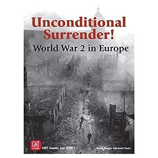 GMT Games Unconditional Surrender: World War 2 in Europe 1402