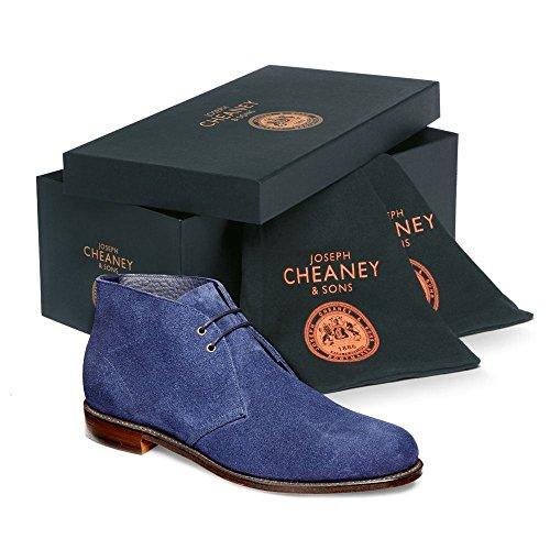 Suede Cheaney Bluette Desert Boot Blue Castoro in Sons Joseph Dexter amp; OS0qWdz