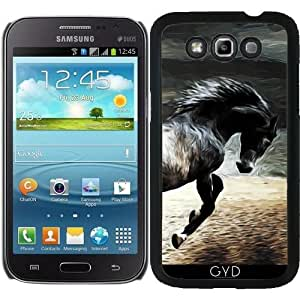 Funda para Samsung Galaxy Win GT-I8552 - Galopante Caballo Salvaje by Gatterwe