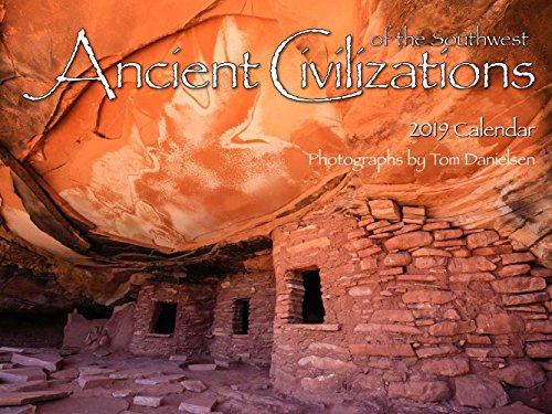 Ancient Civilizations 2019 Tide-mark Travel Calendar