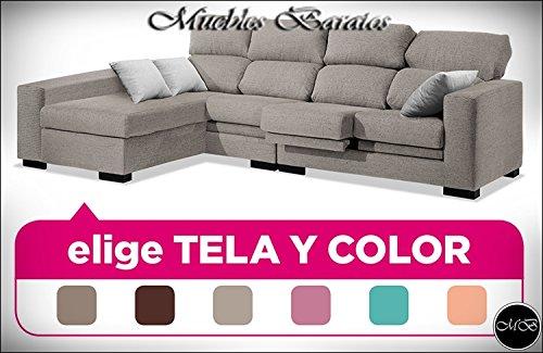 B&M Sofas Chaise Longue 3 4 Seater Living Room Sofa Chaiselongue ...