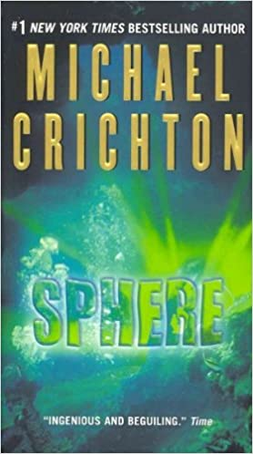 Image result for sphere michael crichton