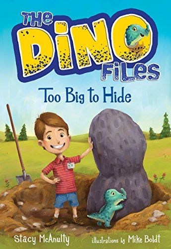 - The Dino Files #2: Too Big to Hide