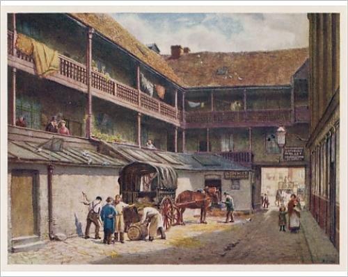 Photographic Print Of White Hart Inn (1 Of 3)