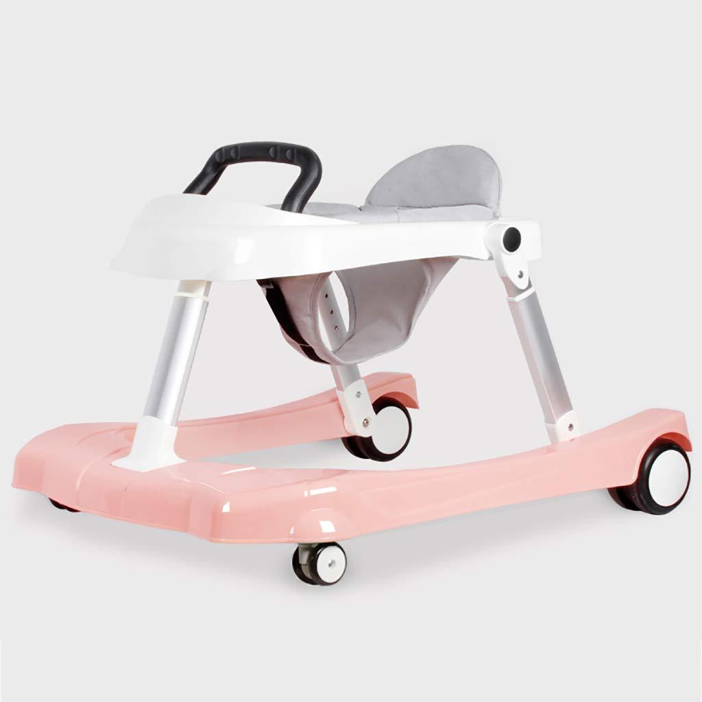 LFY Baby Walker Chasis en Forma de U, Altura Ajustable Andador ...