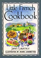 A Little French Cookbook Front Cover