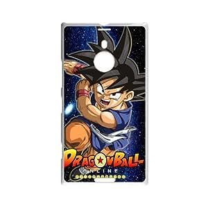 FUNimation - Dragon Ball Z - Dragon Ball Z Goku Blast Custom Case for Nokia Lumia 1520