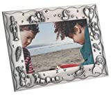 Malden International Designs Sweet Dreams Baby Metal Picture Frame, 4x6,