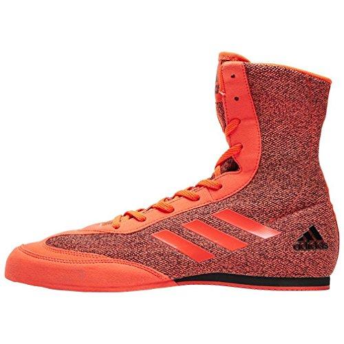 adidas Box Hog 3 Plus Boxing Shoes Red
