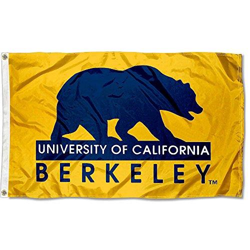 Cal Berkeley Bears UC University Large College Flag