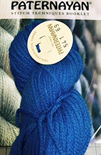 Paternayan Needlepoint 3 Ply Wool Yarn Color  541 Colbalt Blue 1 Full Hank  Or Equiv With This Order