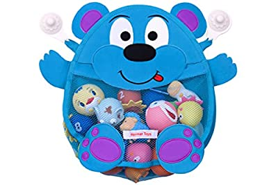 Herman Bear Infant Baby and Toddler Bath Toy Organizer by Herman Toys that we recomend personally.