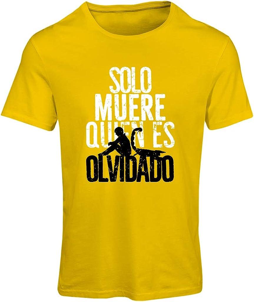 Vis a Vis Solo Muere - Camiseta Mujer - 100% Cotone: Amazon.es: Ropa y accesorios