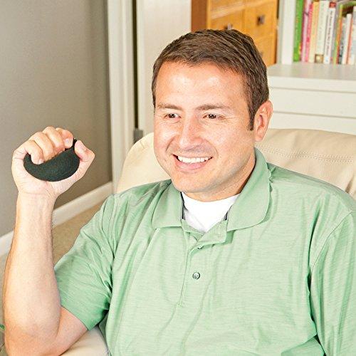 Ergobeads Hand Exerciser - Stress Ball  - Black - Ergobeads Hand Exerciser