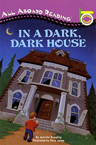 In a Dark, Dark House (All Aboard Picture Reader) for $<!--$1.99-->