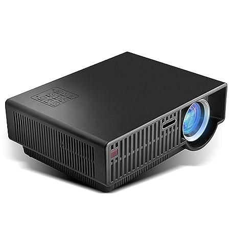 CZWNB HD Video proyector LED Fuente de luz Disponible Durante el ...