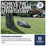 Husqvarna 967646405 Automower 450X Robotic Lawn Mower, 1.3 acre capacity