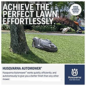 Husqvarna Automower 450X – Robotic Lawn Mower