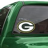 green bay car window decal - NFL Green Bay Packers 8