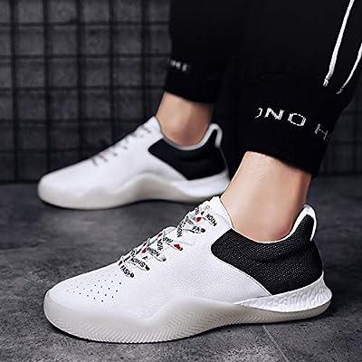 d3b85e94cfc3c Amazon.com : NANXIEHO Autumn and Winter Breathable Net Men's Shoes ...