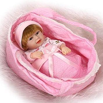Amazon.com: Minidiva RB208 Muñeca de bebé renacido, 9.8 in ...